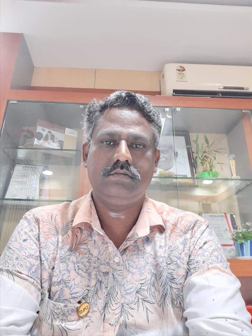 வங்கி அதிகாரி ராஜப்பன்