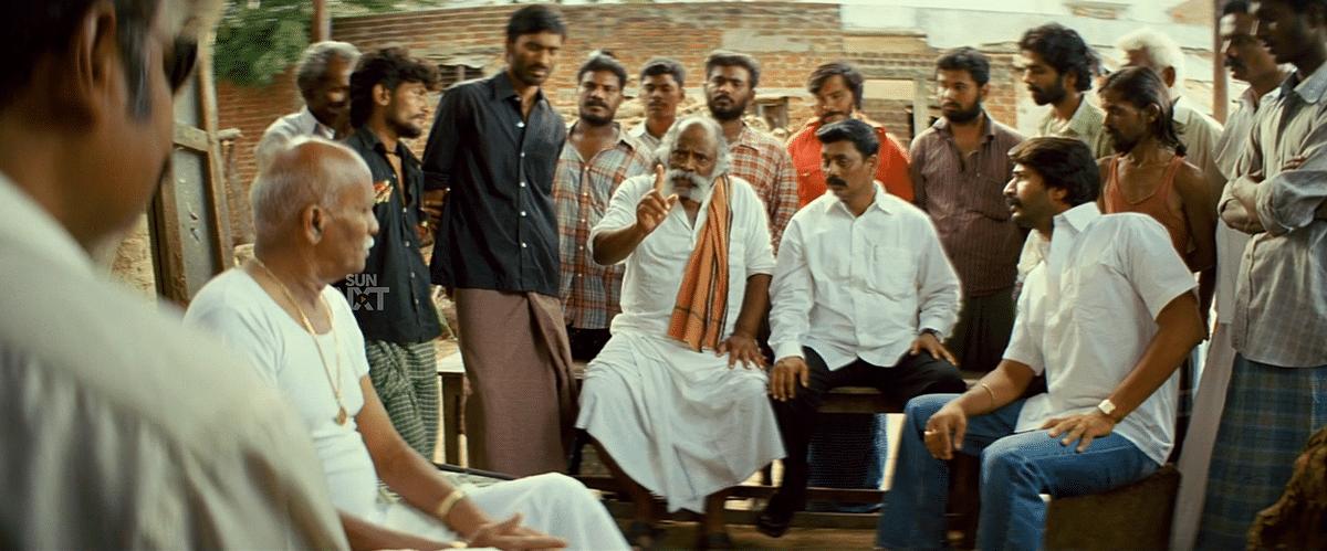 Dhanush in Aadukalam