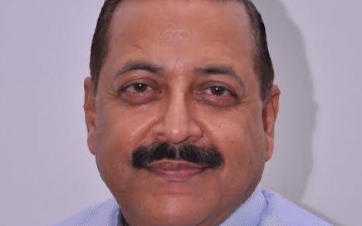 மத்திய அமைச்சர் ஜிதேந்திர சிங்