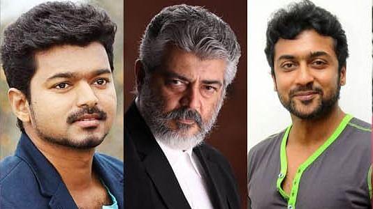 Tamil Heros