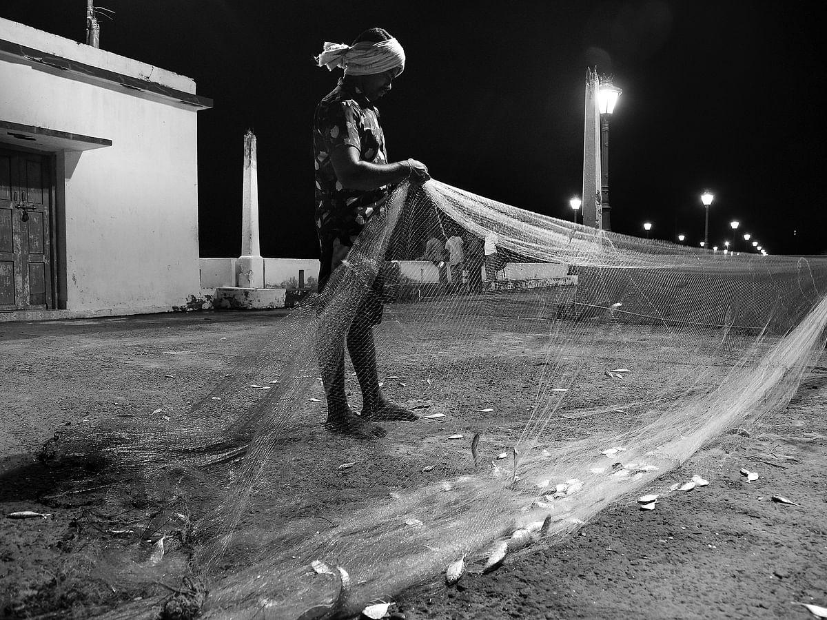 `இரவில் விடியும் வாழ்க்கை!' புதுச்சேரியில் ஒரு நள்ளிரவு ரவுண்டப்
