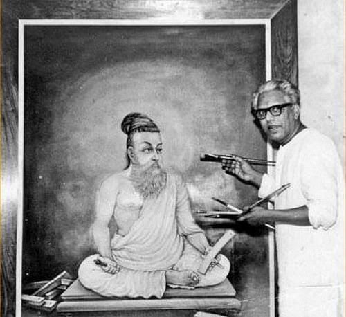 ஓவியர் கே.ஆர். வேணுகோபால் சர்மா