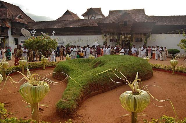 பத்மநாபபுரம் அரண்மனை