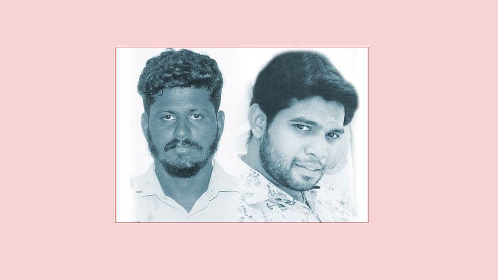 சபரிராஜன், திருநாவுக்கரசு