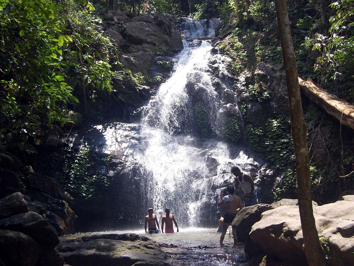 கேரளா - மணலார் நீர்வீழ்ச்சி