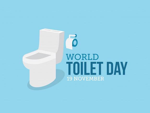 வெஸ்டர்ன் டாய்லெட்டை சரியாக உபயோகிப்பது எப்படி? #WorldToiletDay #Video #VikatanInfographics
