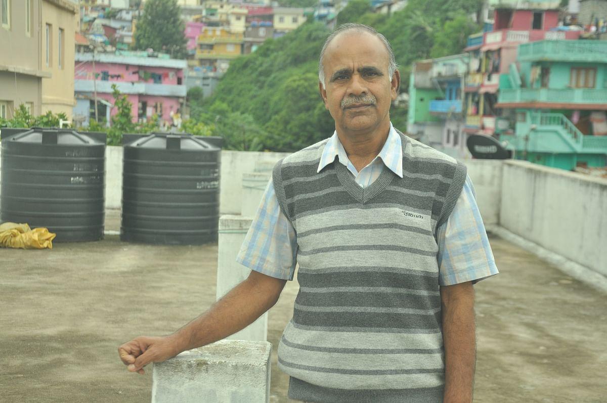 குன்னூர் நகர நுகர்வோர் விழிப்புணர்வு சங்கத்தின் தலைவர் மனோகரன்