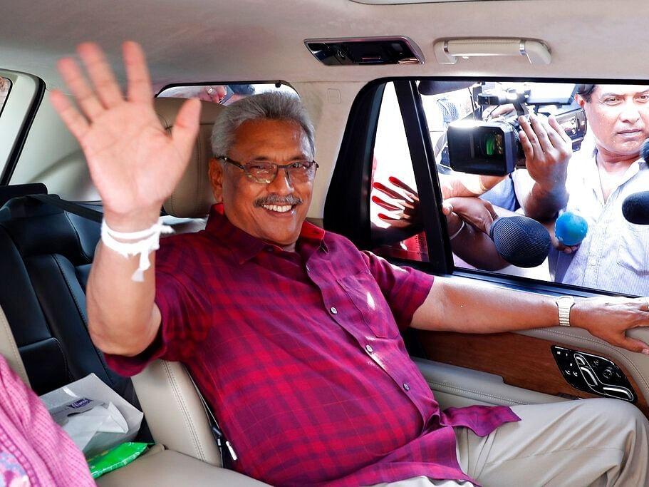 `தோல்வியை ஒப்புக்கொள்கிறேன்!'- இலங்கை அதிபராகிறார் கோத்தபய ராஜபக்சே