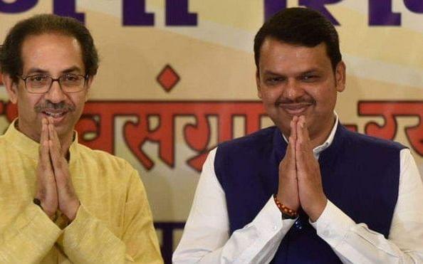 மகாராஷ்டிரா:`பட்னாவிஸ் சிறந்த முறையில் செயல்படுகிறார்!' - சிவசேனா `திடீர்' பாசம்