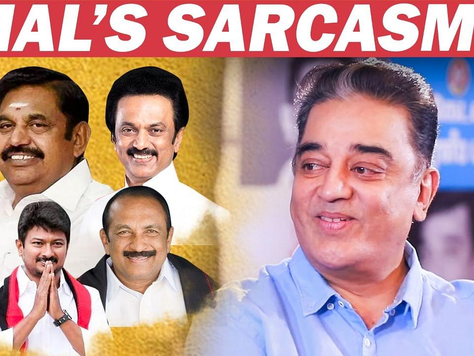 Kamal Sarcasm
