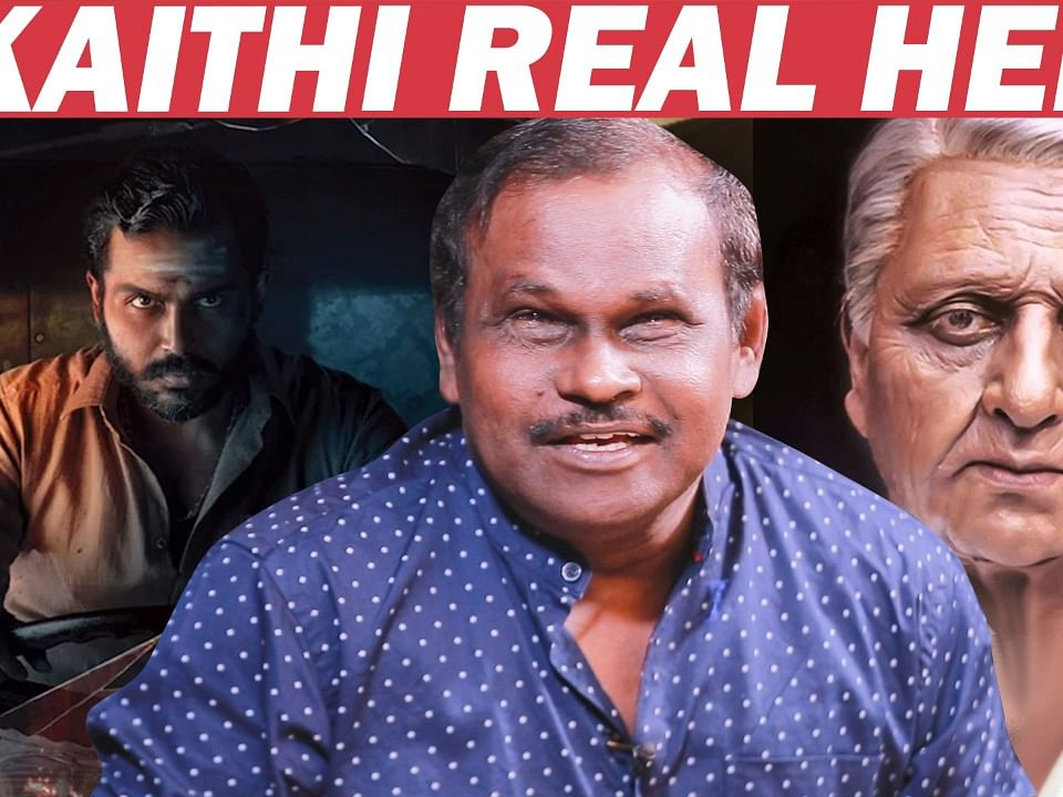 Indian 2 Role & Kaithi Deleted Scene - George Maryan | Bigil | Kamal | Shankar
