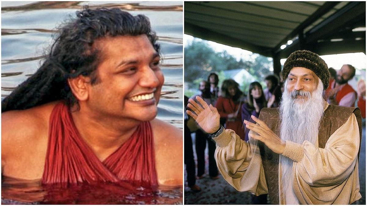 ஓஷோ - நித்யானந்தா