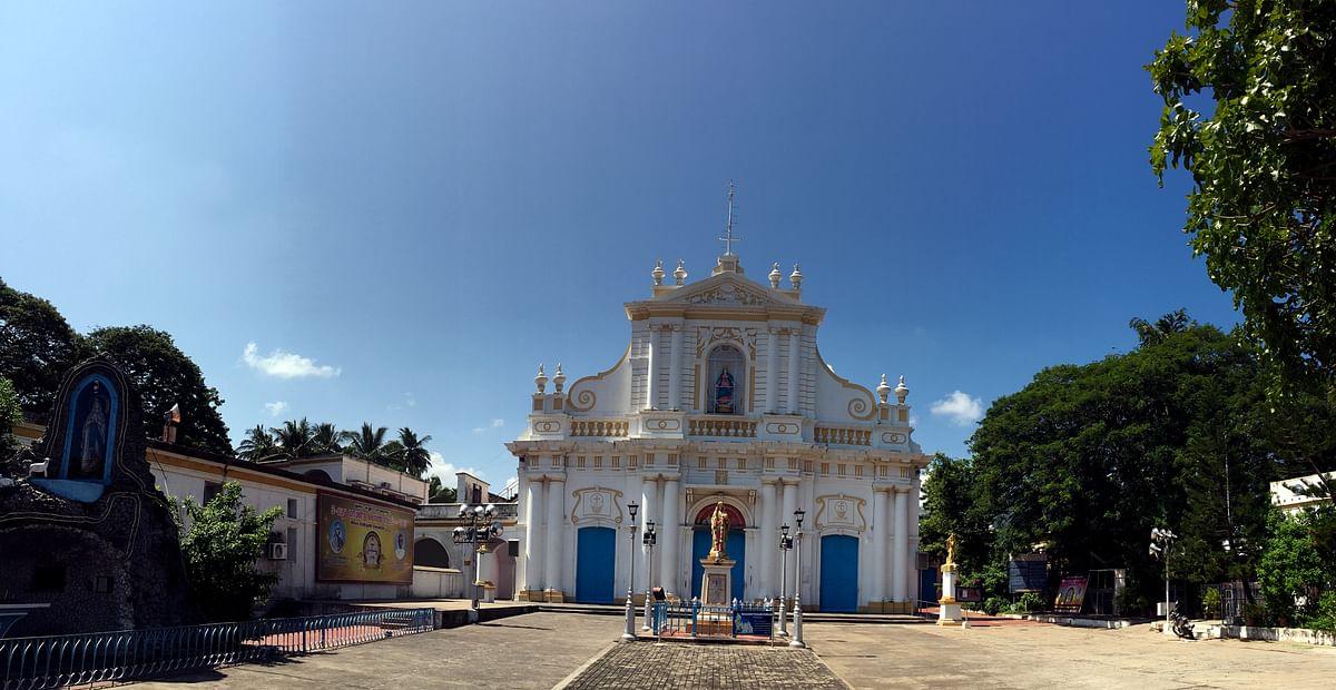 ஜென்ம ராக்கினி மாதா தேவாலயம்