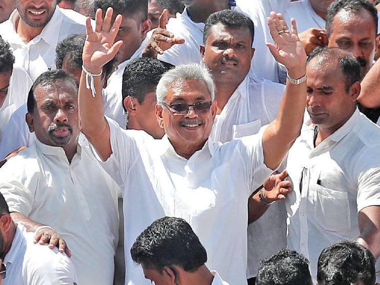 ராஜபக்சே ஆட்சி