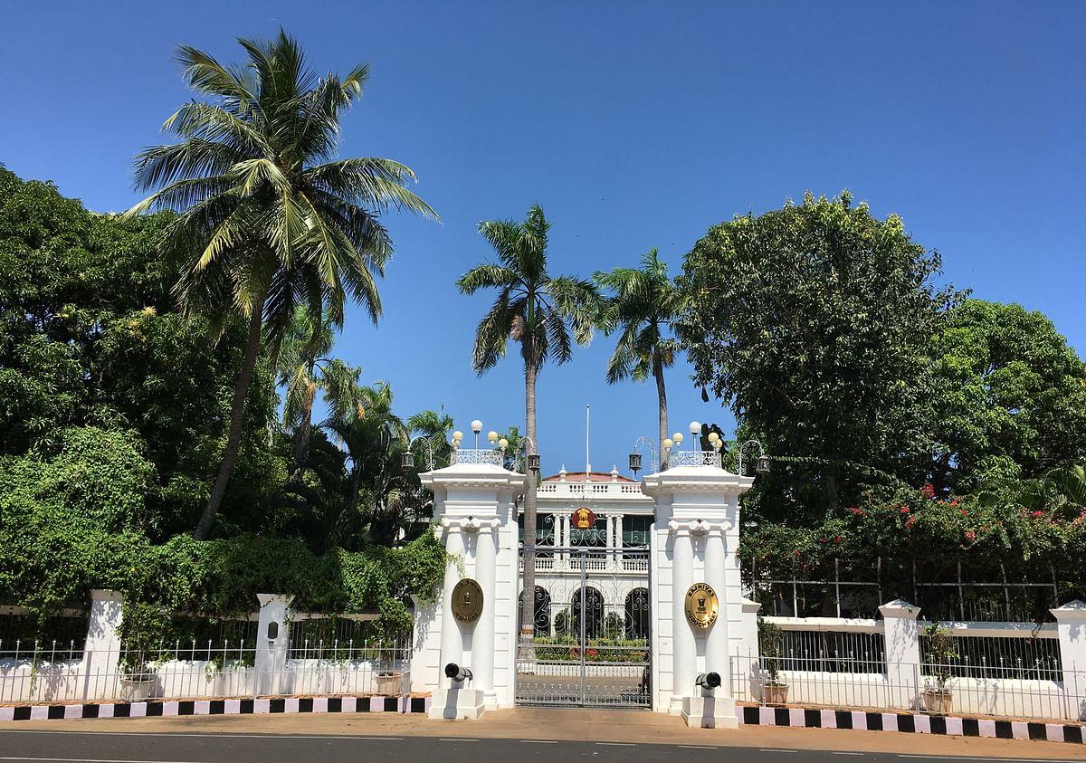 புதுச்சேரி கவர்னர் மாளிகை (ராஜ் நிவாஸ்)