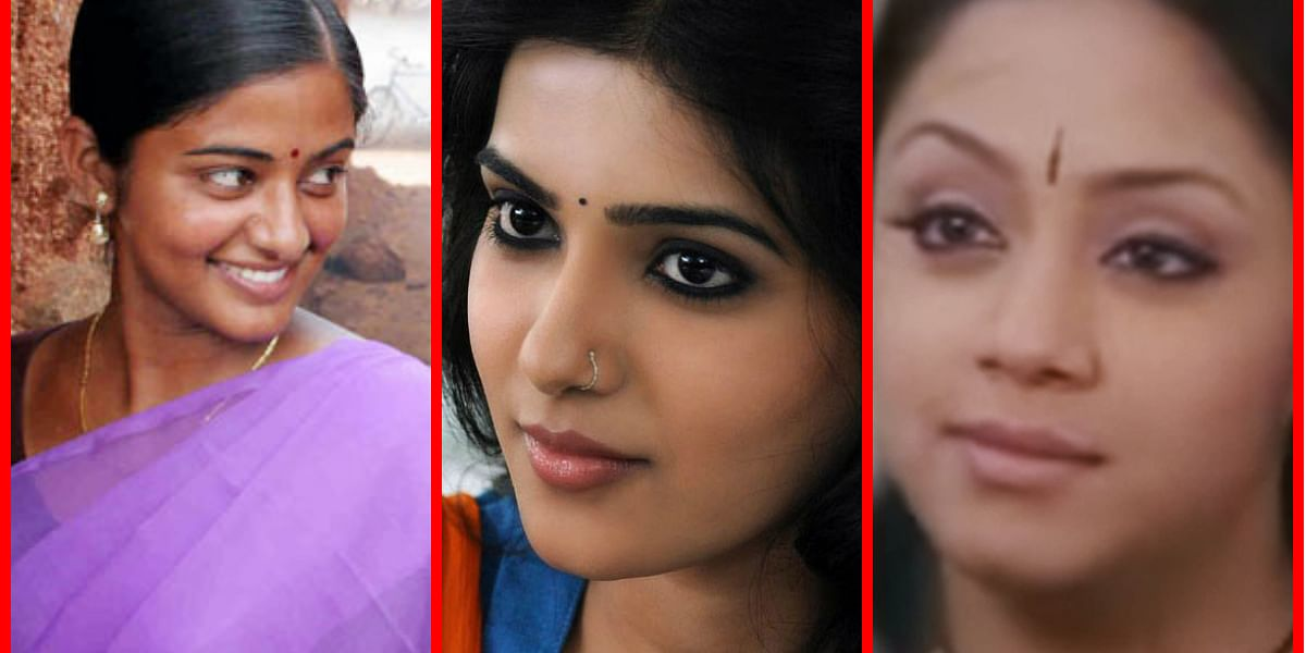 Women and their love in Kollywood