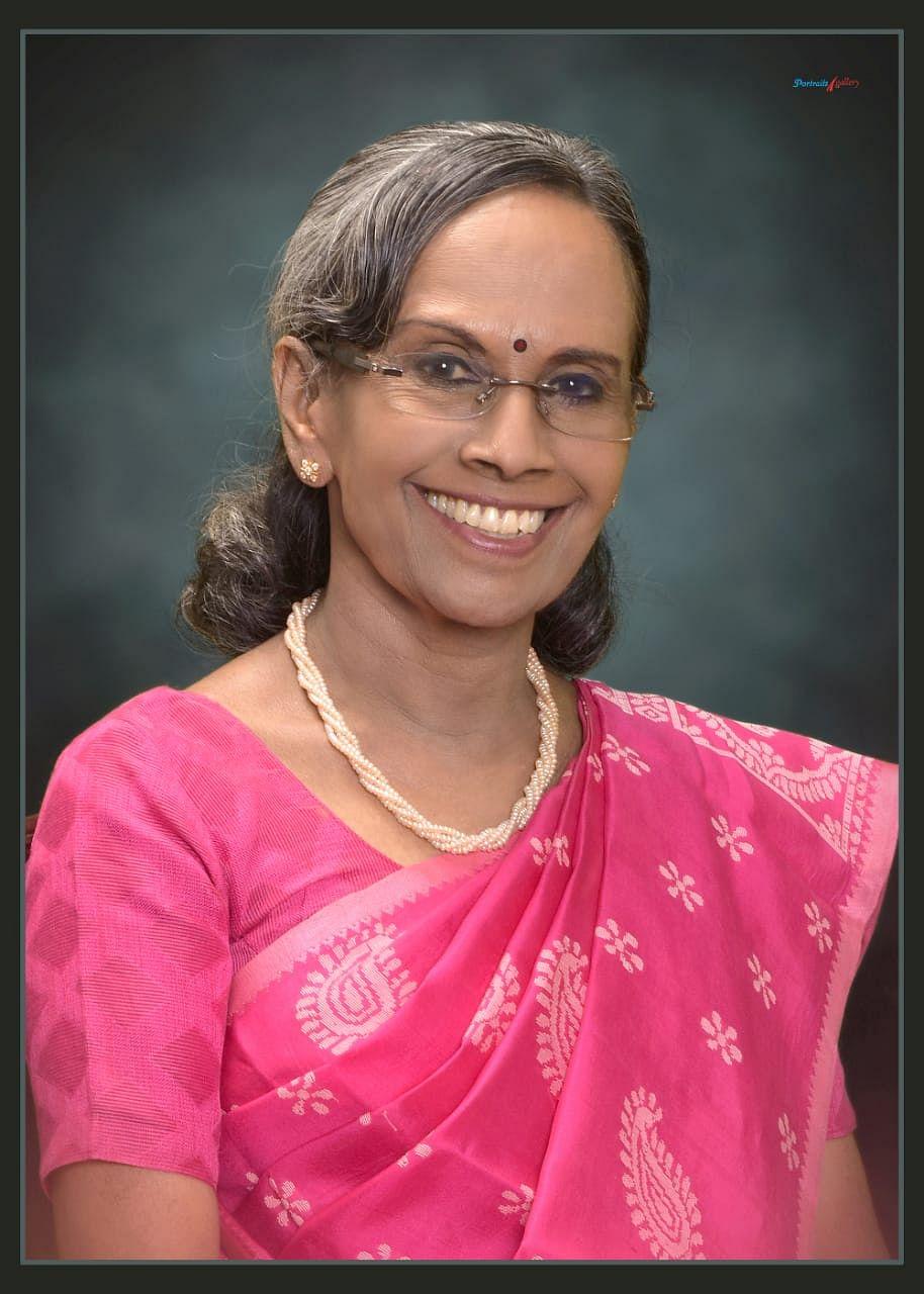 மனநல ஆலோசகர் பிருந்தா ஜெயராமன்