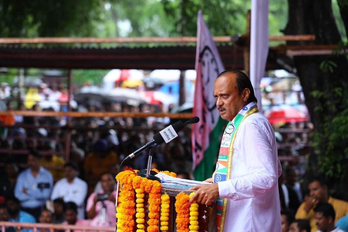 அஜித் பவார்