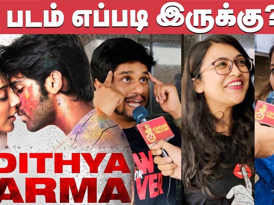 Adithya Varma Public Opinion | Review | Dhruv Vikram | Priya Anand