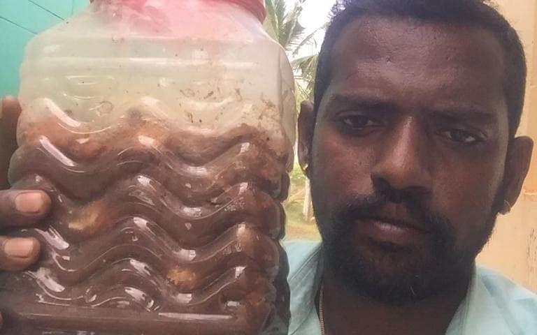 மீன் கரைசல்.. இரண்டு நாட்டு மாடு..! - இயற்கை விவசாயி சொல்லும் சக்சஸ் ஃபார்முலா #MyVikatan