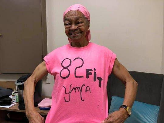 82 வயதுப் பாட்டி வில்லி மர்ஃபி