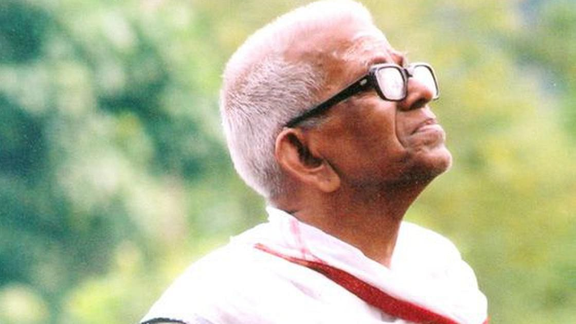 கவிஞர்.அக்கிதம் நம்பூதிரி