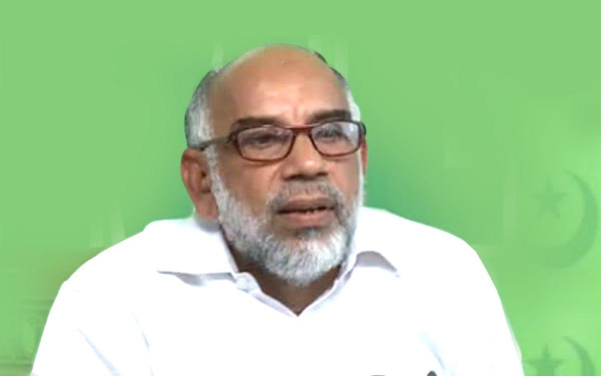முஸ்லீம் லீக் செயலாளர் கே.பி.ஏ.மஜீத்