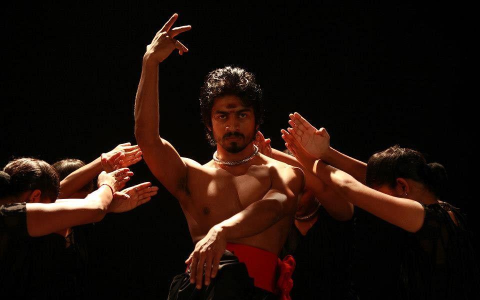 `` `விஜய் 64' பத்தி கேட்குறவங்களுக்கு என் பதில் இதுதான்!'' - `கைதி' வில்லன் அர்ஜுன் தாஸ்