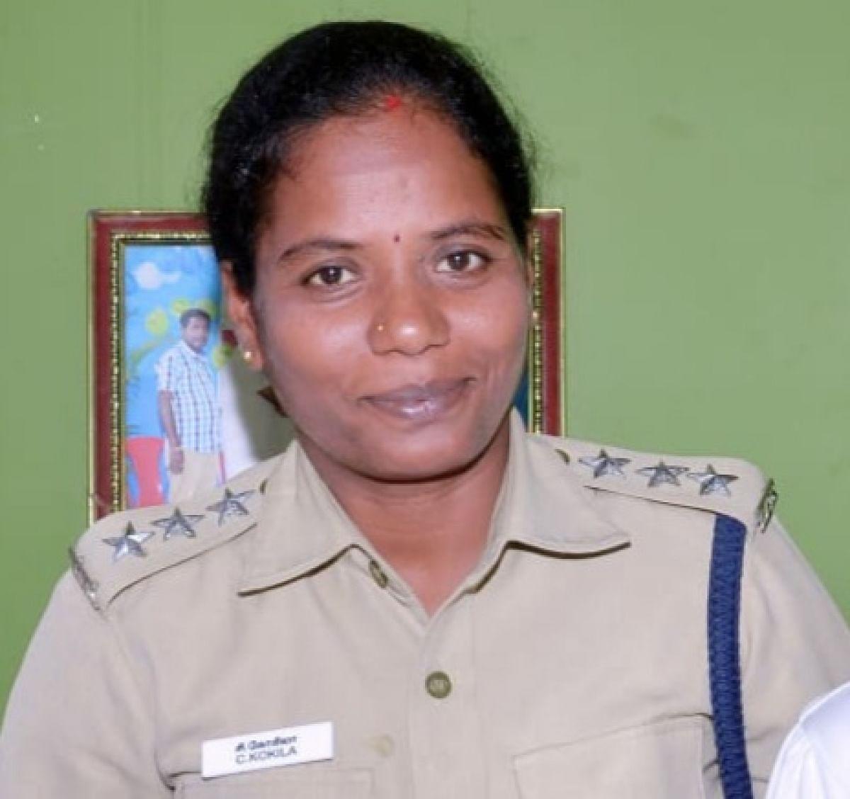 டிஎஸ்பி கோகிலா