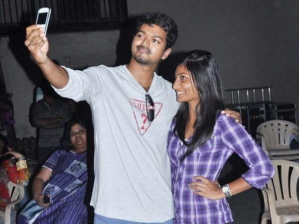 Sneha britto and Vijay