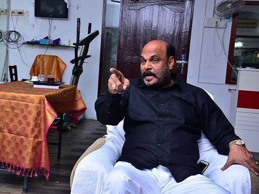 ``திருமாவளவன் தலித்; நான் தலித் இல்லை!'' - ஜான் பாண்டியன் லாஜிக்