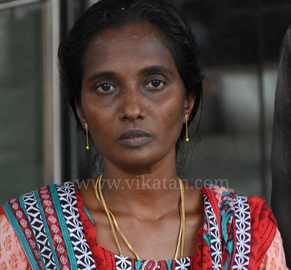 ரெங்கலட்சுமி - அங்கன்வாடிப் பணியாளர்