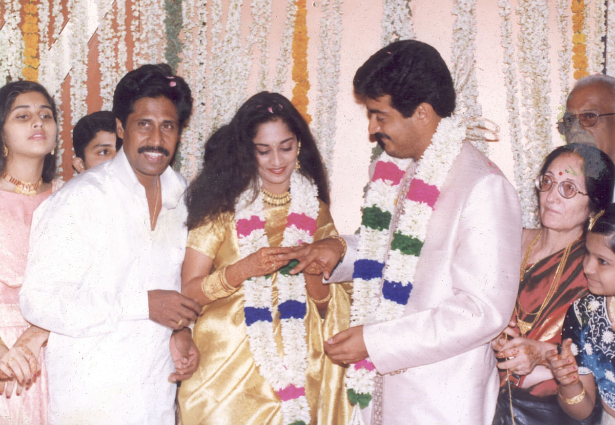Ajith - Shalini Marriage