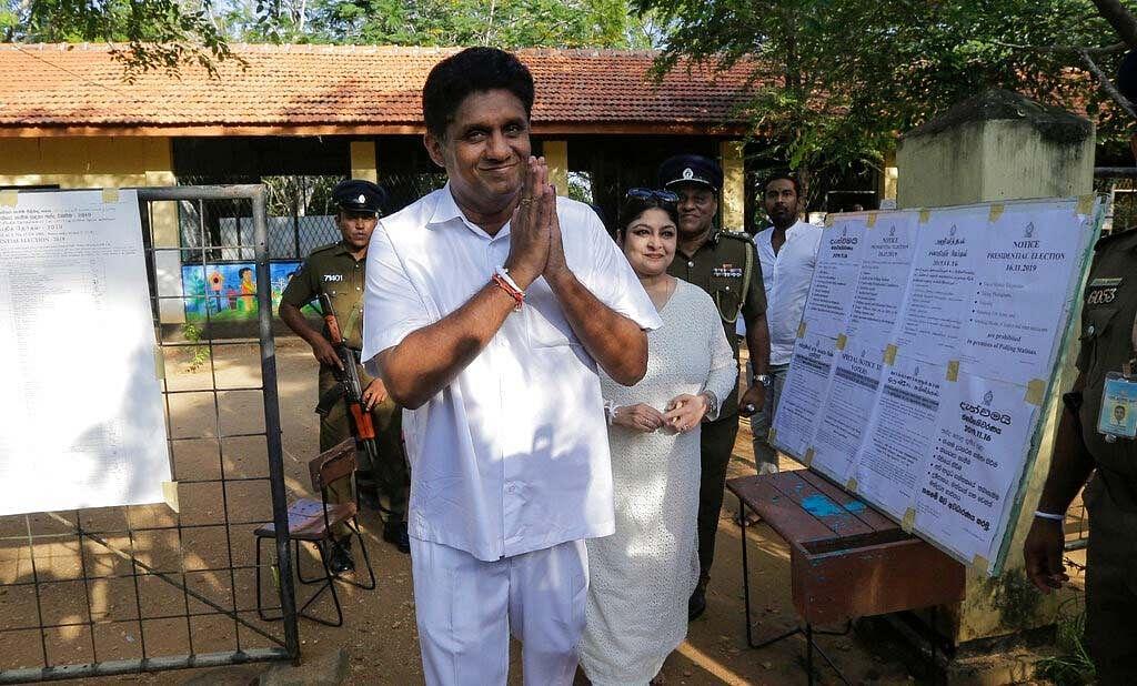 சஜித் பிரேமதாசா