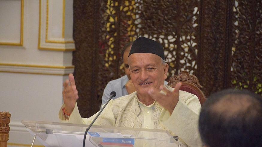 கவர்னர் பி.எஸ். கோஷ்யரி