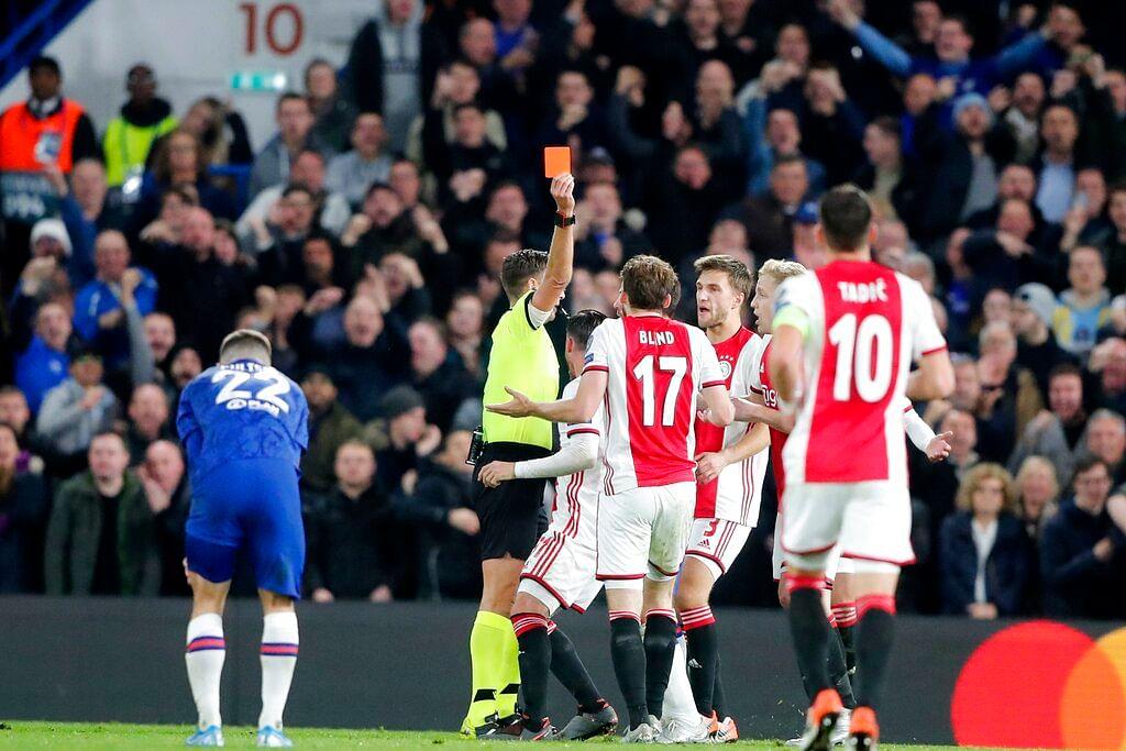 Chelsea vs Ajax