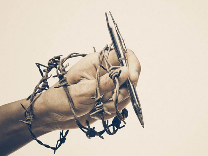 டிராக்டர் பேரணி:6 பத்திரிகையாளர்கள் மீது எஃப்.ஐ.ஆர்! -இந்திய பத்திரிகை ஆசிரியர்கள் சம்மேளனம் கண்டனம்