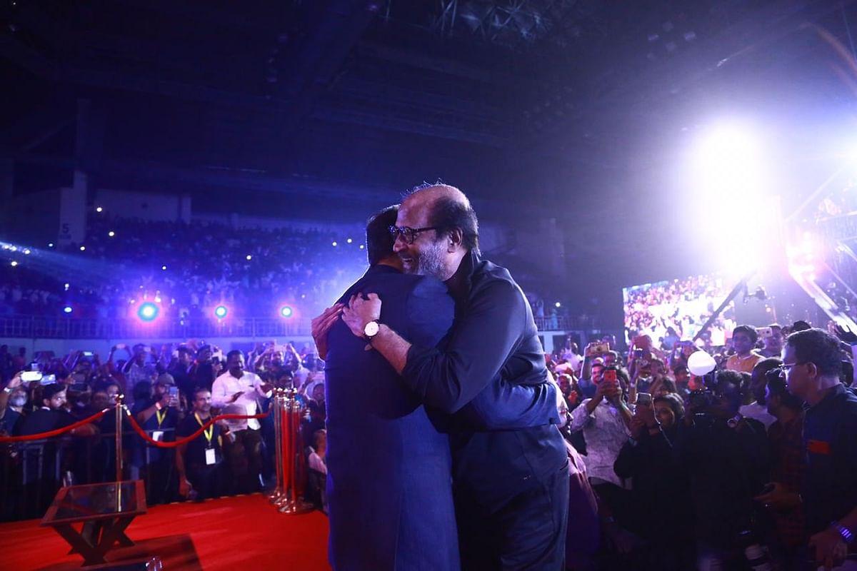 கமல் ரஜினி