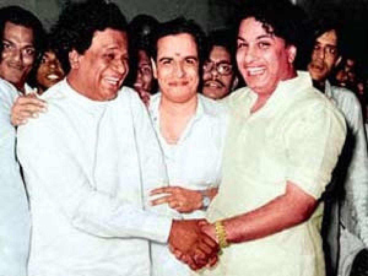 `2 நாளில் புரட்சி!' - எம்.ஜி.ஆரை சுடுவதற்கு முன்பு எம்.ஆர் ராதா சொன்னது