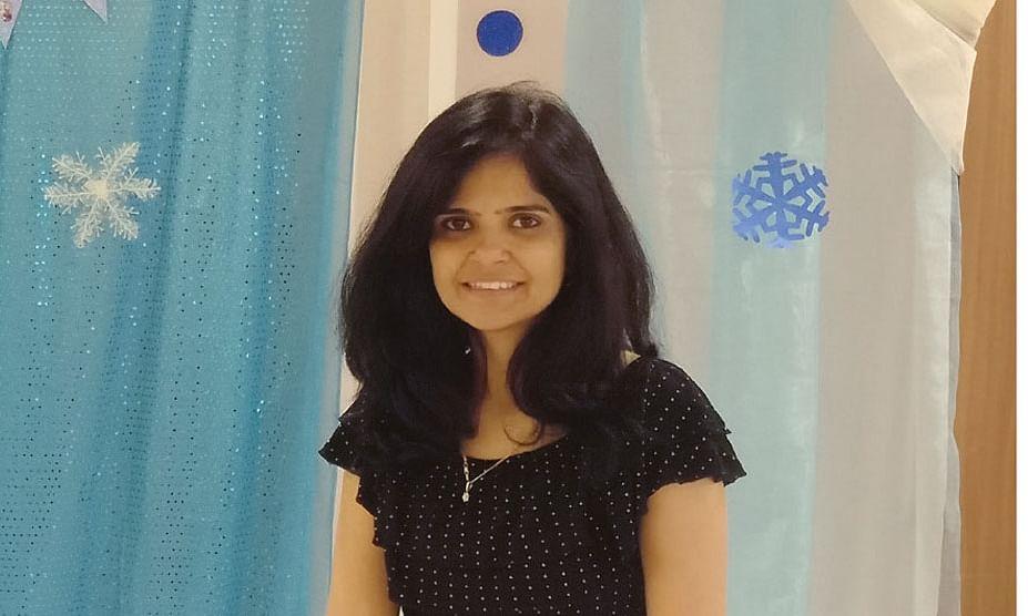 ரிஷிதா சர்மா