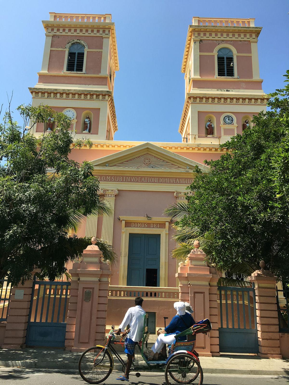பழங்கால கிறிஸ்தவ தேவாலயம் (கப்ஸ் கோயில்)