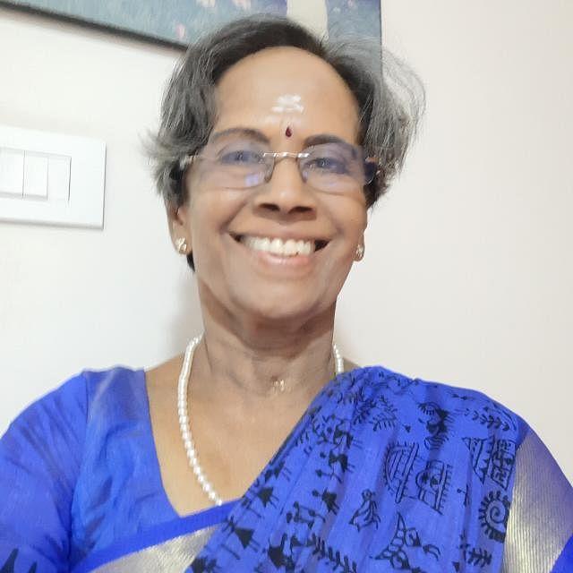 உளவியல் ஆலோசகர் பிருந்தா ஜெயராமன்