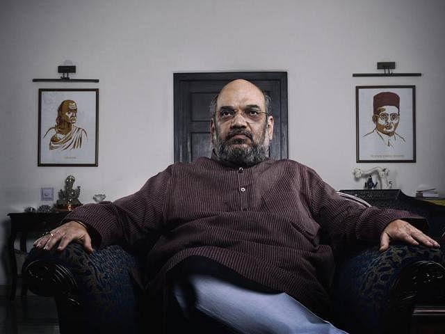 சாணக்கியர் - அமித் ஷா - சாவர்க்கர்