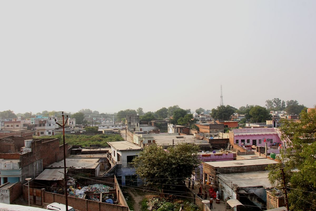 அயோத்தி நகரம்