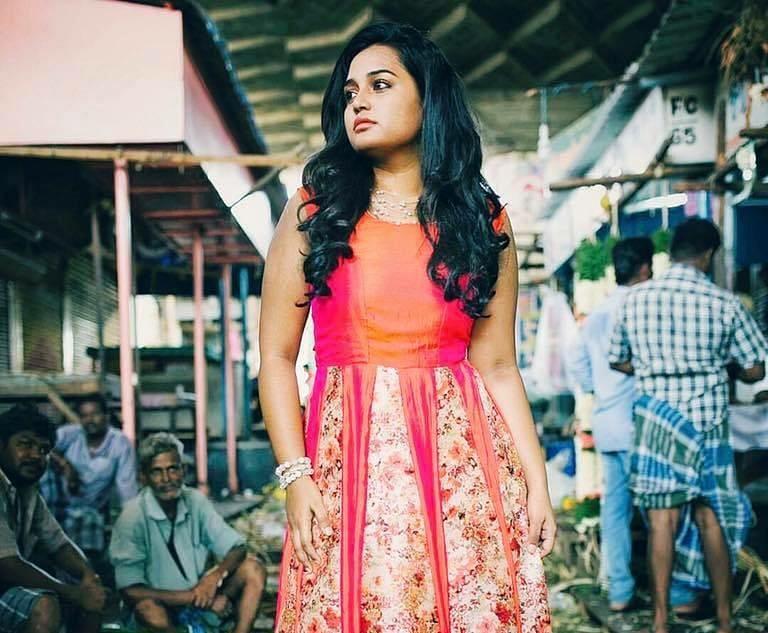 வைஷாலி, நடிகை