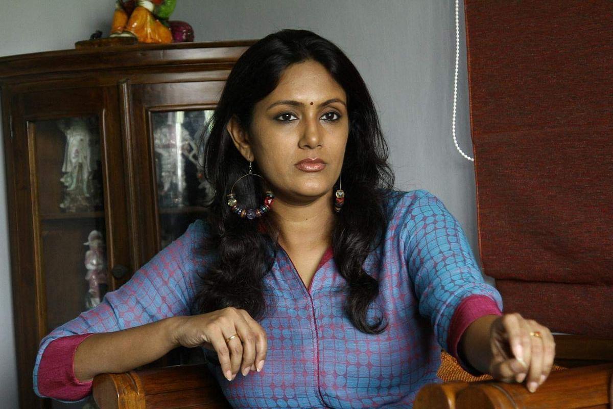 தேவதர்ஷினி, நடிகை