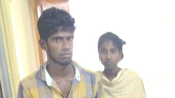 தாய் மஞ்சுளா, அவரின் 3-வது கணவர் ராஜாமணி