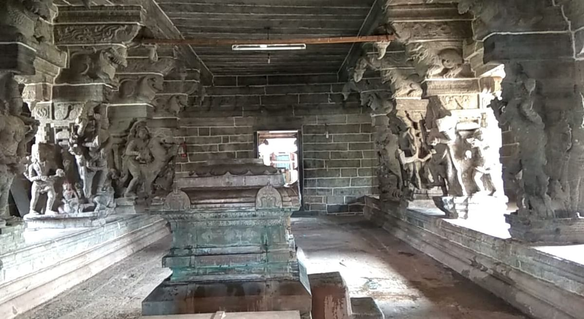 திருவட்டாறு கோயில் சிற்பங்கள்
