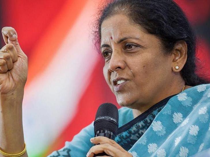 `நான் நிர்பலா அல்ல, சப்லா... !'- மக்களவையில் கொதித்த நிர்மலா சீதாராமன்
