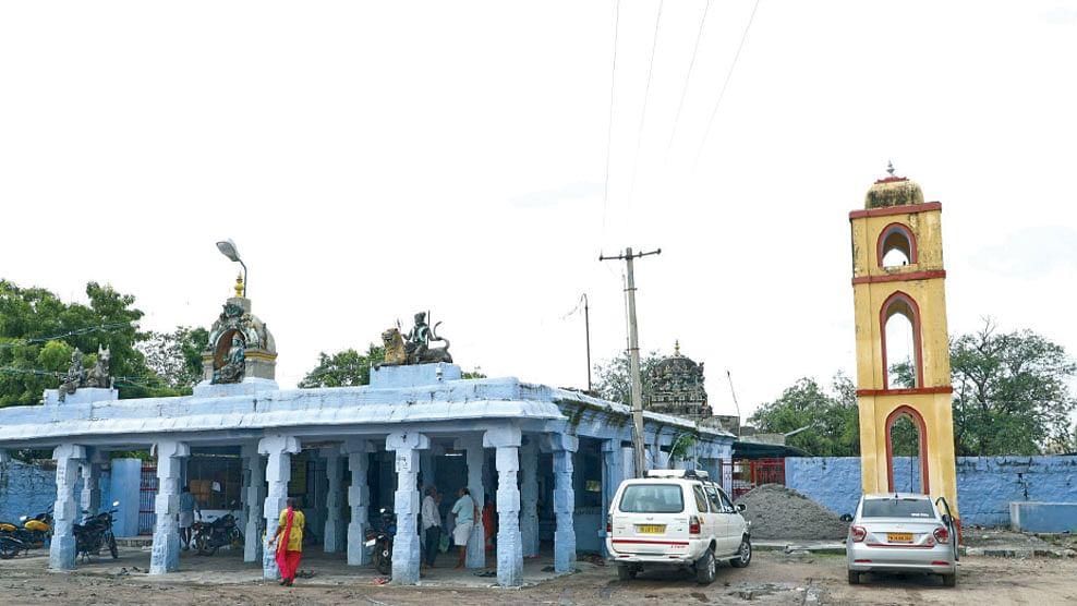 மாசி பெரியண்ண சுவாமி கோயில்